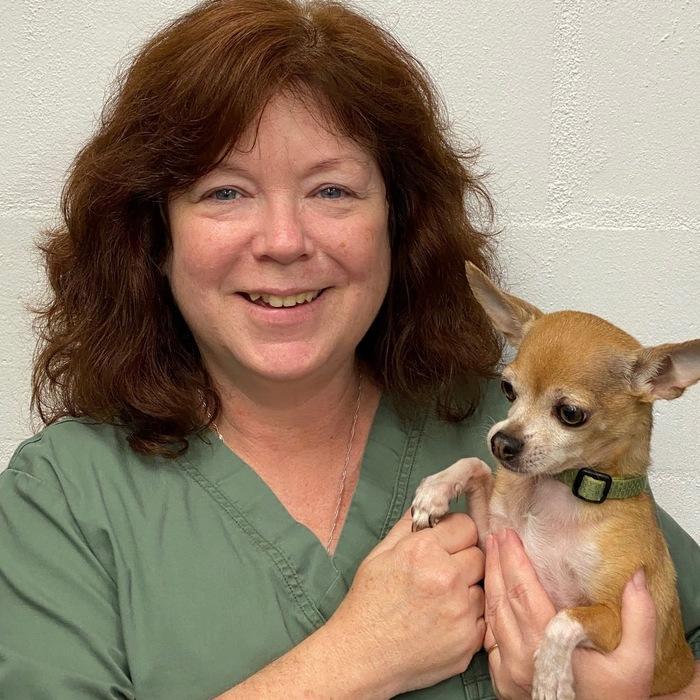 Erika <br/>Veterinary Technician photo